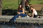 Selena Gomez at Lake Balboa park in Encino 02/02/2018768921737644083