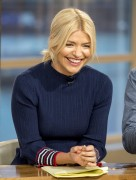 Holly Willoughby  -         ''This Morning'' London January 23rd 2018.