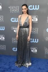 Gal Gadot - The 23rd Annual Critics' Choice Awards in Santa Monica 1/11/18