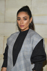 Shay Mitchell - Louis Vuitton Fashion Show in Paris 10/2/18