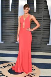 Taylor Hill - 2018 Vanity Fair Oscar Party 3/4/18