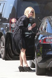Jennifer Lawrence - Going to a meeting in Beverly Hills 5/3/18