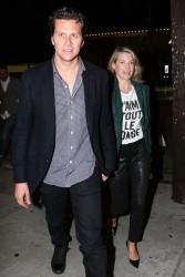 Ali Larter - Arrives For Dinner At Craig's in West Hollywood (2/9/18)