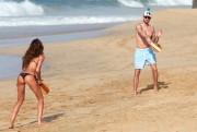 Izabel Goulart in Bikini on the Beach in Fernando de Noronha 12/30/2017072dbf705336043