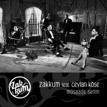 Zakkum feat. Ceylan Köse - Müsaade Senin (2019) (320 Kbps + Flac) Single Albüm İndir