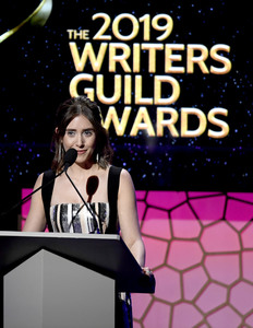 Alison Brie - 2019 Writers Guild Awards in LA 2/17/19
