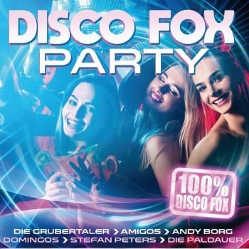 Disco Fox Party - 100% Disco Fox (2019) Full Albüm İndir