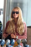 Paris Hilton - At Charles de Gaulle Airport 6/26/18