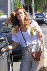 Minka Kelly - Out in West Hollywood 6/26/18