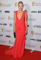 Malin Akerman - British Academy Game Awards in London 4/12/18