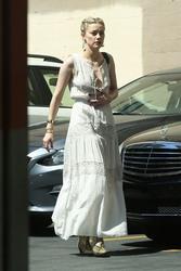 Amber Heard - Out in LA 4/7/19