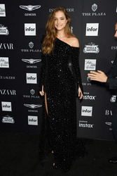 Barbara Palvin - Harper's Bazaar Icons Party in NYC 9/7/18
