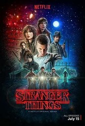 怪奇物语 第一季 Stranger Things Season 1_海报