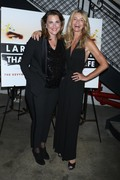 Paulina Porizkova at 'Larger Than Life The Kevyn Aucoin Story' Premiere in NYC 07/16/20186d8ce8922170584