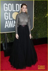 Shailene Woodley - 75th Annual Golden Globe Awards in Beverly Hills 1/7/18
