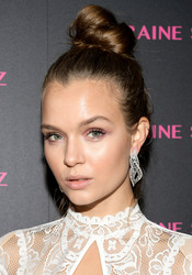 Josephine Skriver - 'Against Evil Eye' by Lorraine Schwartz Launch in LA 3/13/18