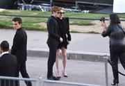 Lindsay Lohan - Saint Laurent Fashion Show in Paris 9/25/2018 f51877985770604