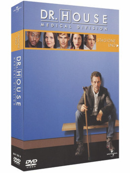 Dr. House - Medical Division - Stagione 1 (2004-2005) 6xDVD9 Copia 1:1 ITA-ENG