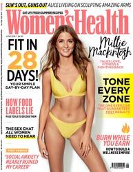 Millie Mackintosh -               Women's Health Magazine (UK) May (2018).