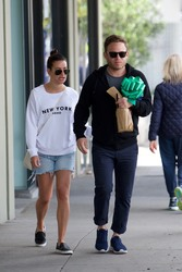 Lea Michele - Out and About in Los Angeles - 04/06/2018