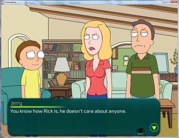 21804d989738034 - Rick And Morty - A Way Back Home [v1.5.0c] [Ferdafs]