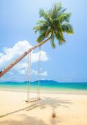 Тропический остров и пляж / Beautiful tropical island and beach F7e35f1190118664