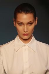 Bella Hadid - Off-White Fashion Show in Paris 3/1/18