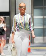 Jennifer Lopez - Out in NYC 6/29/18