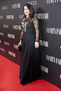 Salma Hayek - Vanity Fair Gala in Madrid 9/26/18