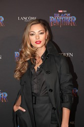Demi-Leigh Nel-Peters - Marvel's 'Black Panther' Celebrates New York Fashion Week with 'Welcome to Wakanda' in NYC 2/12/18