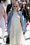 Emma Roberts - Out in Beverly Hills 3/17/18