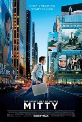 白日梦想家 The Secret Life of Walter Mitty_海报