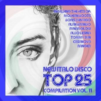 New Italo Disco Top 25 Compilation Vol. 11 (2019) Full Albüm İndir