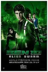 少年骇客:异形群体 Ben 10: Alien Swarm
