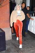 Kylie Jenner - Leaving her hotel in NYC 11/27/18