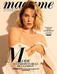 Lea Seydoux - Madame Figaro, Nov 2018