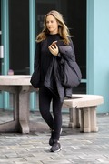 Alicia Silverstone - Going to the gym in West Hollywood 2/14/19