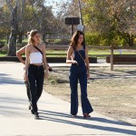 Selena Gomez at Lake Balboa park in Encino 02/02/2018e1c70c737641363
