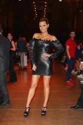 Sophie Monk - GQ Mens Fashion at the Virgin Australia Melbourne Fashion Festival 3/9/18