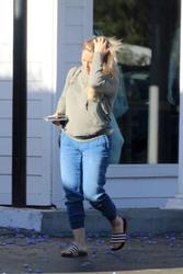 Hilary Duff - Out in LA 7/1/18
