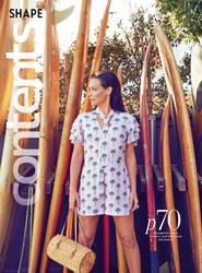 "Evangeline Lilly - ""Shape"" Malaysia, Nov-Dec 2018"