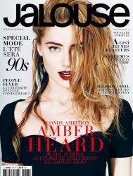 Amber Heard Jalouse France Mag Feb '14
