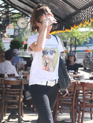 Kate Beckinsale - Out in NYC 8/23/18