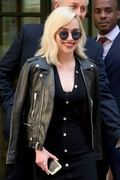 Emilia Clarke - Leaving her hotel in NYC 5/21/18