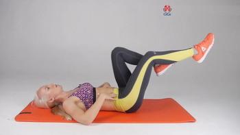 10 упражнений на пресс для коррекции гиперлордоза (2018) Видеокурс