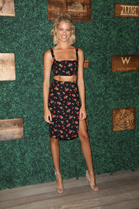 Hailey Clauson - 2018 Sports Illustrated Swimsuit Swim Week Party in Miami 7/15/18