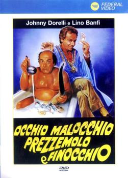 Occhio, malocchio, prezzemolo e finocchio (1983) .avi DvdRip AC3 ITA