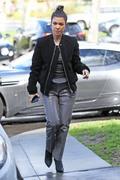 Kourtney Kardashian - Out for lunch in LA 2/4/19