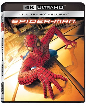 Spider-Man (2002) Full Blu-Ray 4K 2160p UHD HDR 10Bits HEVC ITA DD 5.1 ENG TrueHD 7.1 MULTI