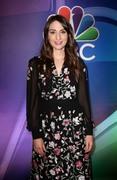 Sara Bareilles - NBC Mid-Season Press Day in New York 03/08/2018